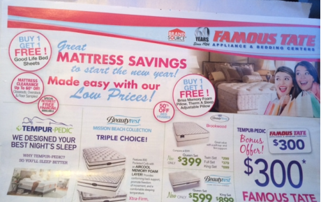 Good Life Bed Sheets Promotion